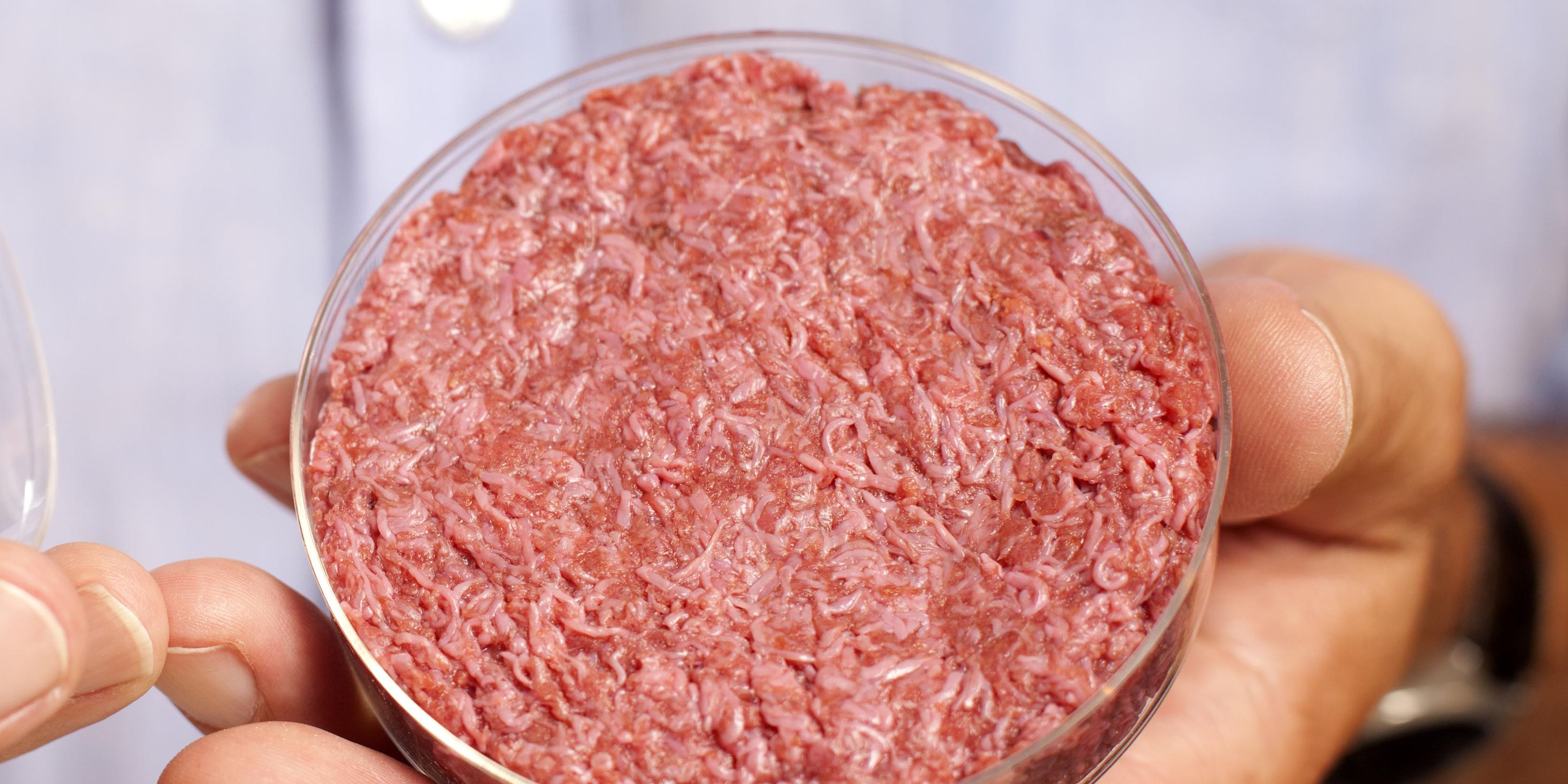Lab-grown meat: Would you eat it?