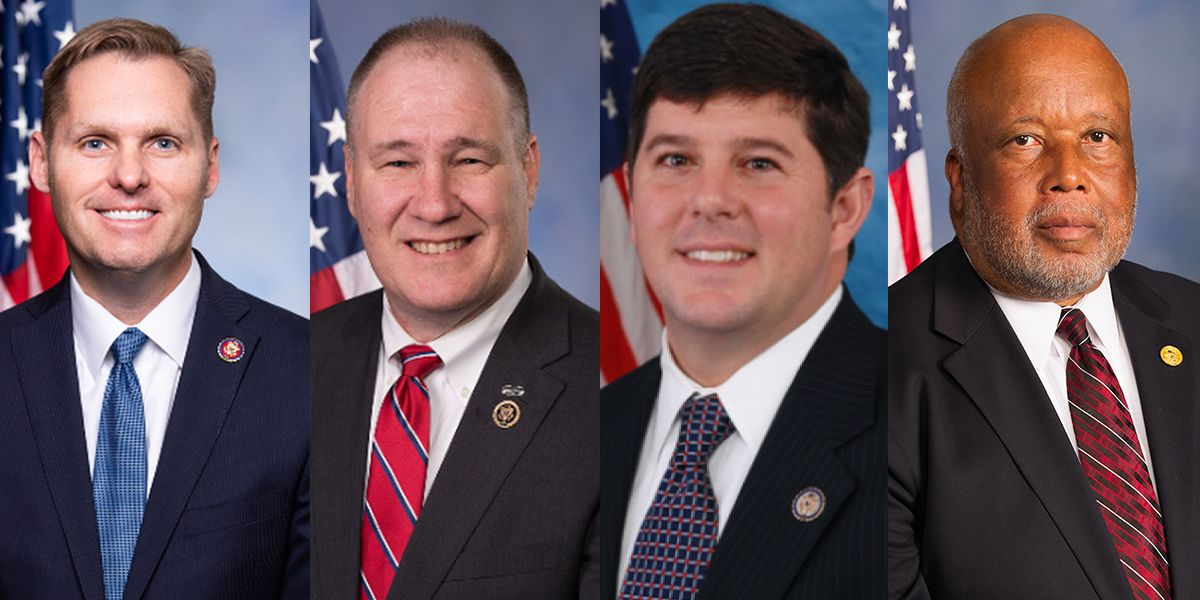 Three of four Miss. congressmen voted to challenge 2020 presidential election