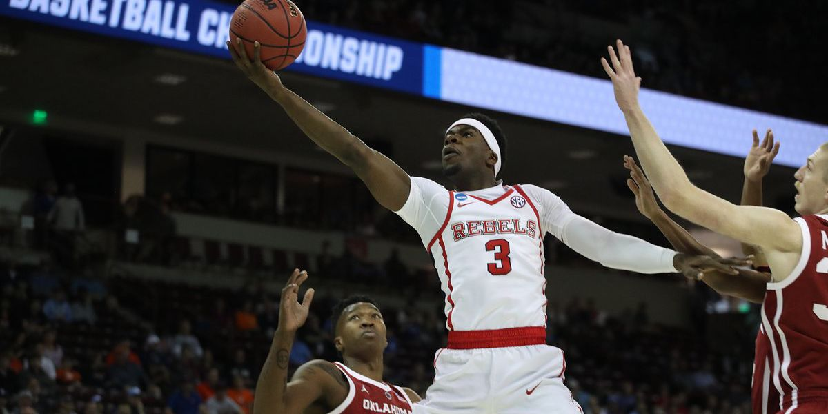 Ole Miss' Terence Davis named to NBA All-Rookie Second Team