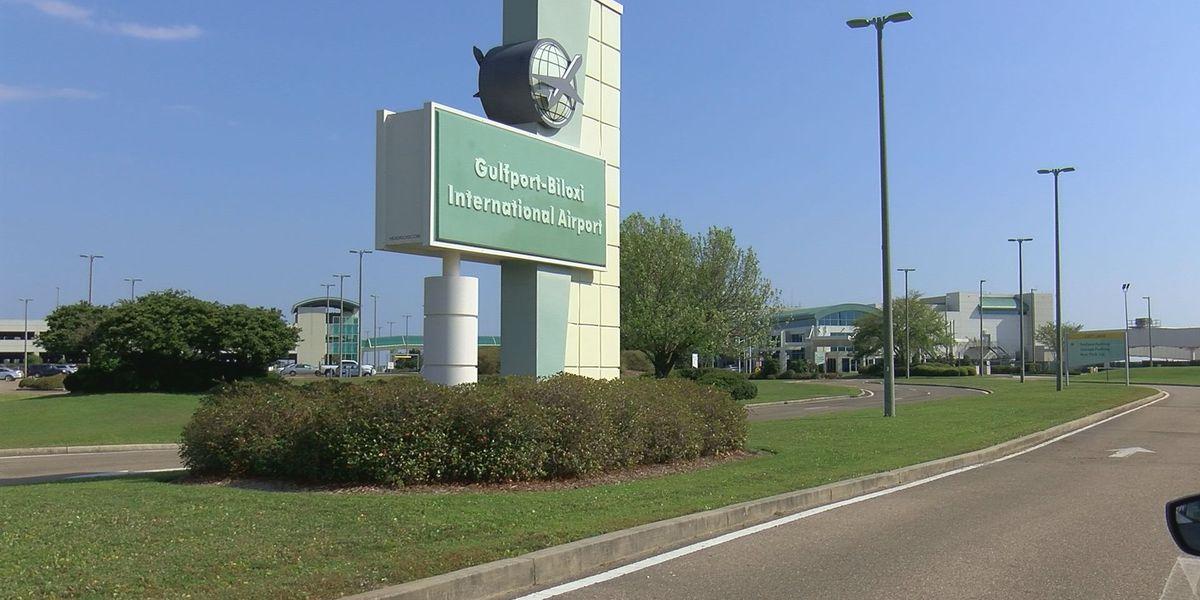 Coronavirus leads to drop in travelers using Gulfport-Biloxi International Airport
