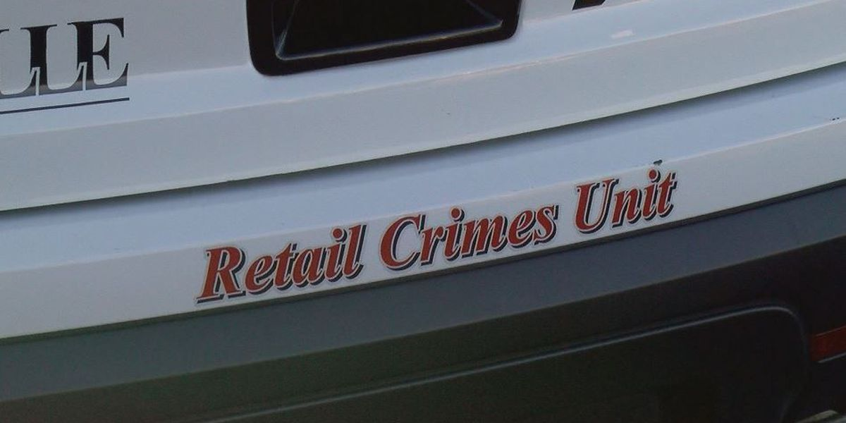 Retail Crimes Unit on patrol in D'Iberville