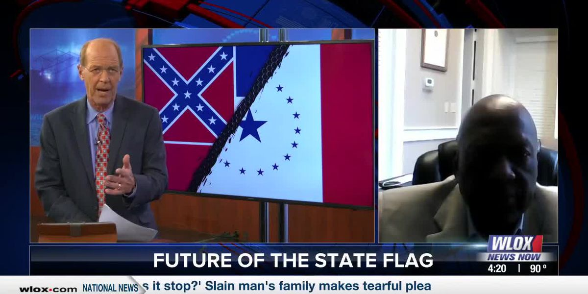 Gulfport CAO Dr. John Kelly on state flag resolution under consideration