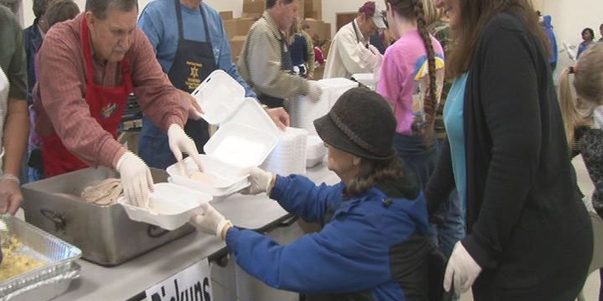 Feed The Needy support continues to be high after 25 years