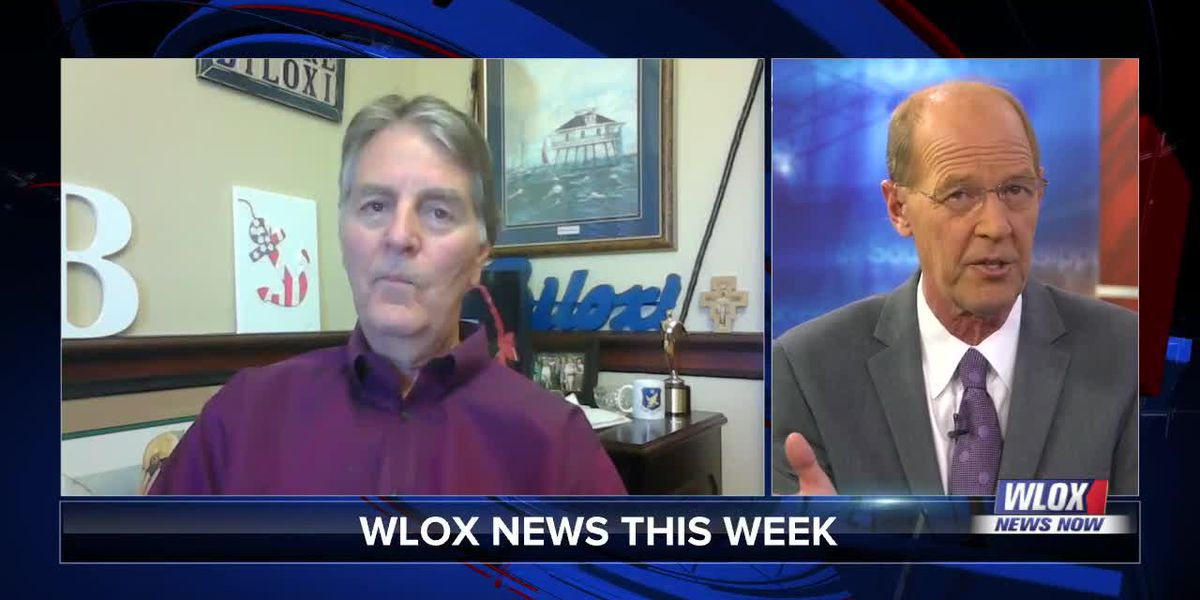 Mayor Gilich on reopening business in Biloxi