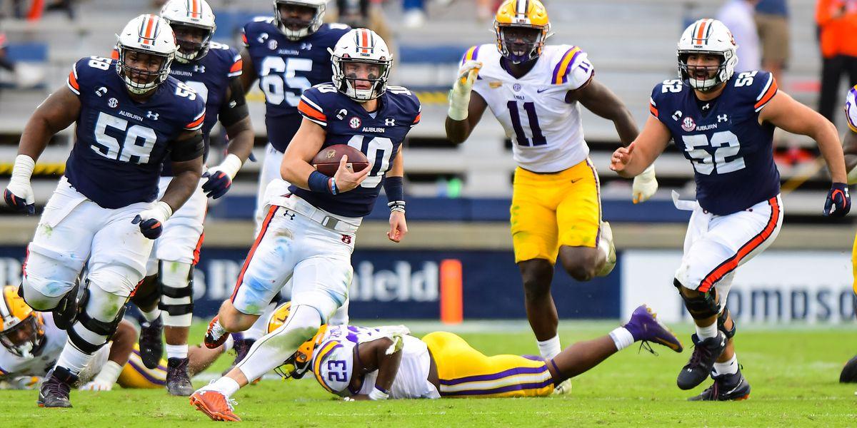 LSU falls to Auburn in Tiger Bowl