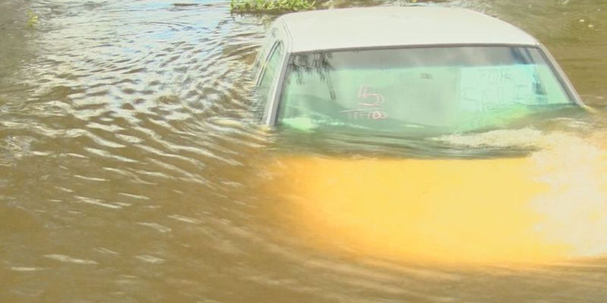 George County facing flood insurance suspension from national program