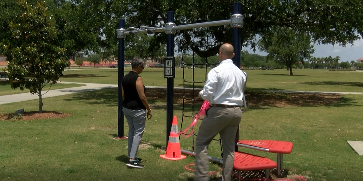 Gulfport city leaders encourage residents to live healthier lifestyle
