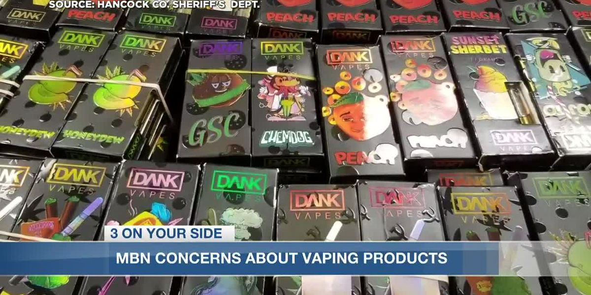 MBN director speaks on vaping concerns