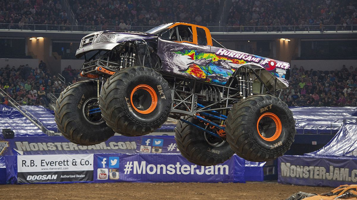 Monster Jam - Official Contest Rules