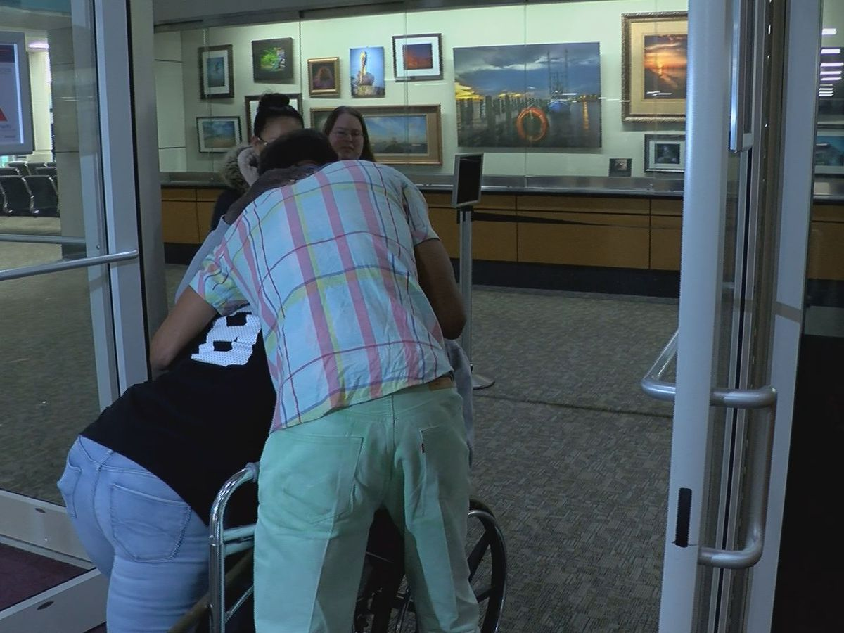 Moss Point man thought to be dead reunites with family