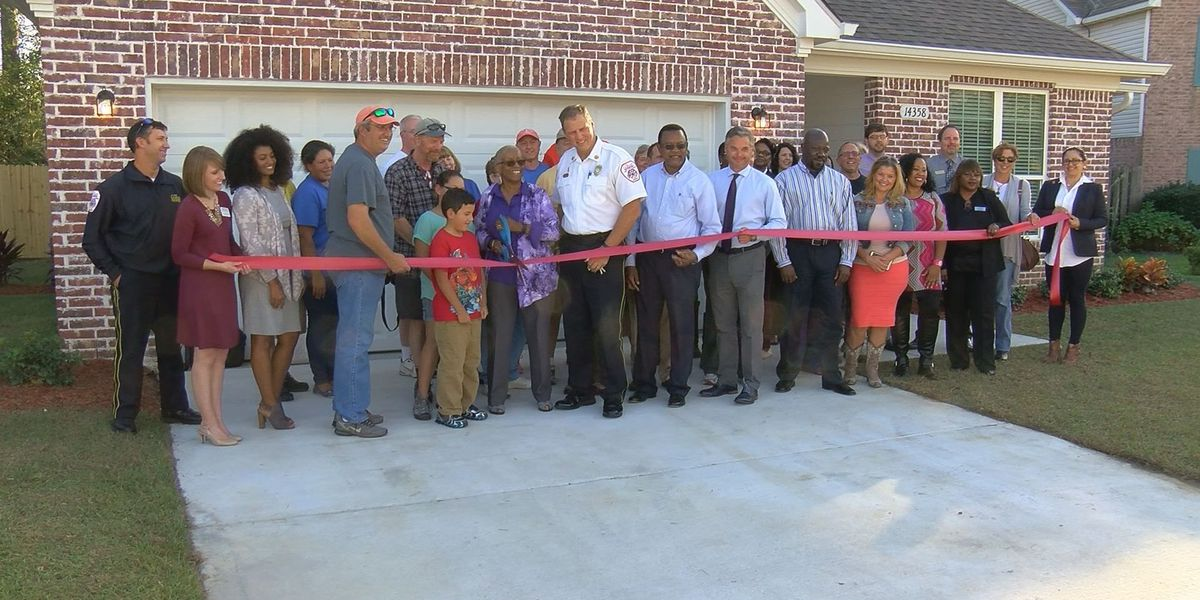 Back Bay Mission completes first new home in Gulfport