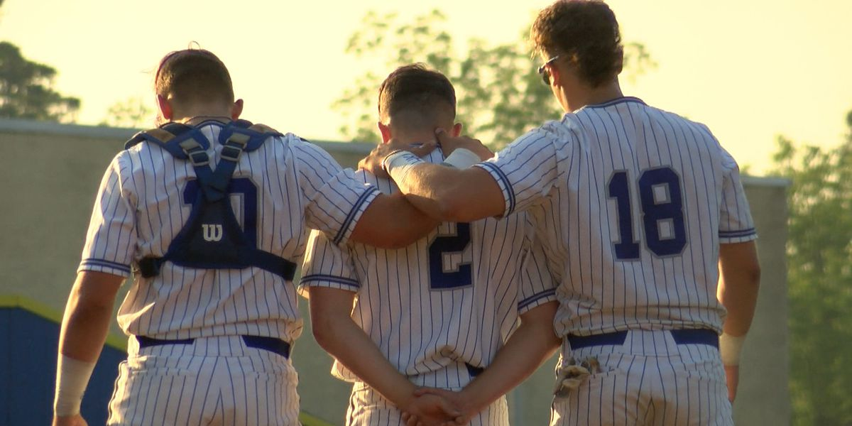 Stone County teen takes the mound for 'inspirational' game just two days after the death of his dad
