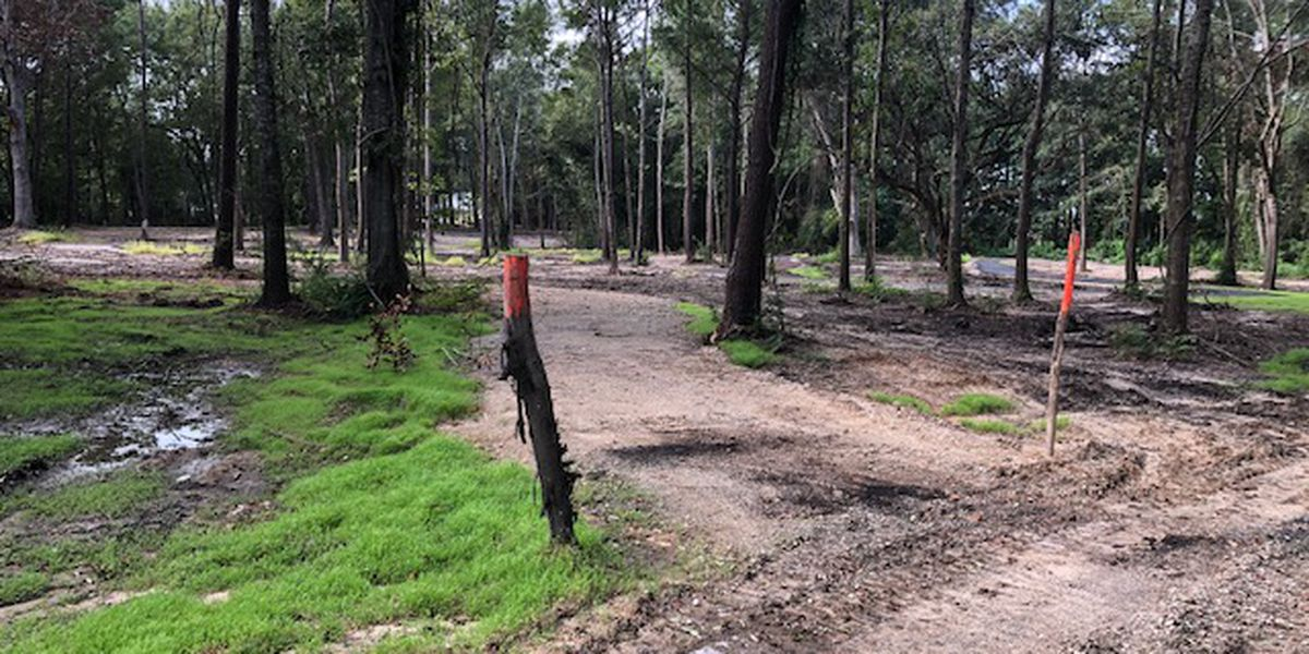 Gautier fitness trail slated for completion by the end of October