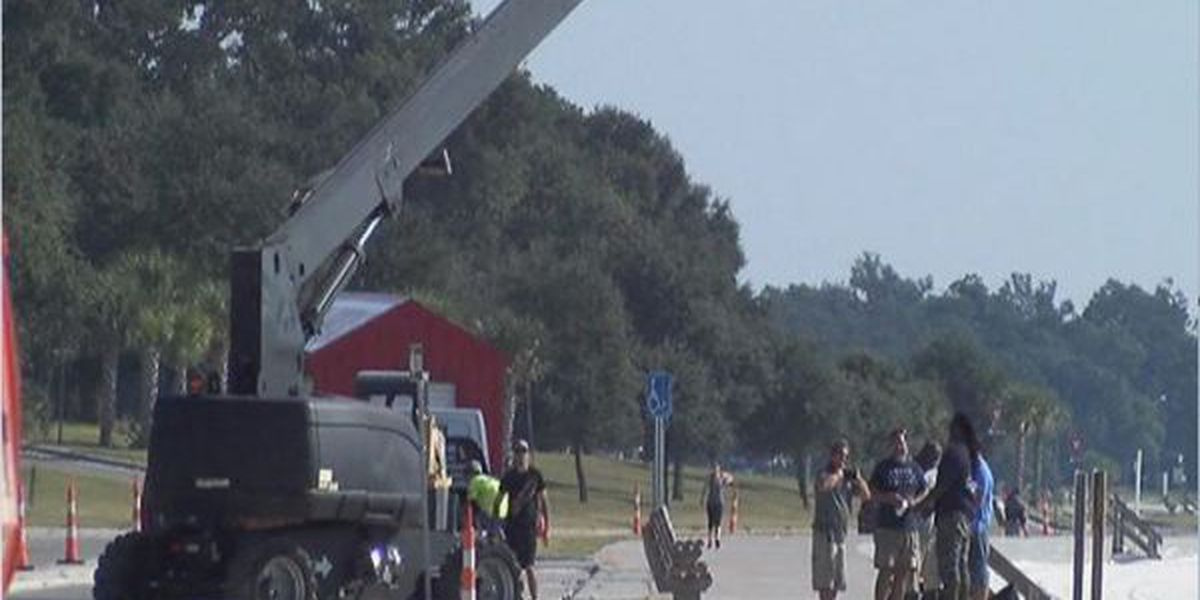 Filming for new ABC drama puts Gulfport in the spotlight