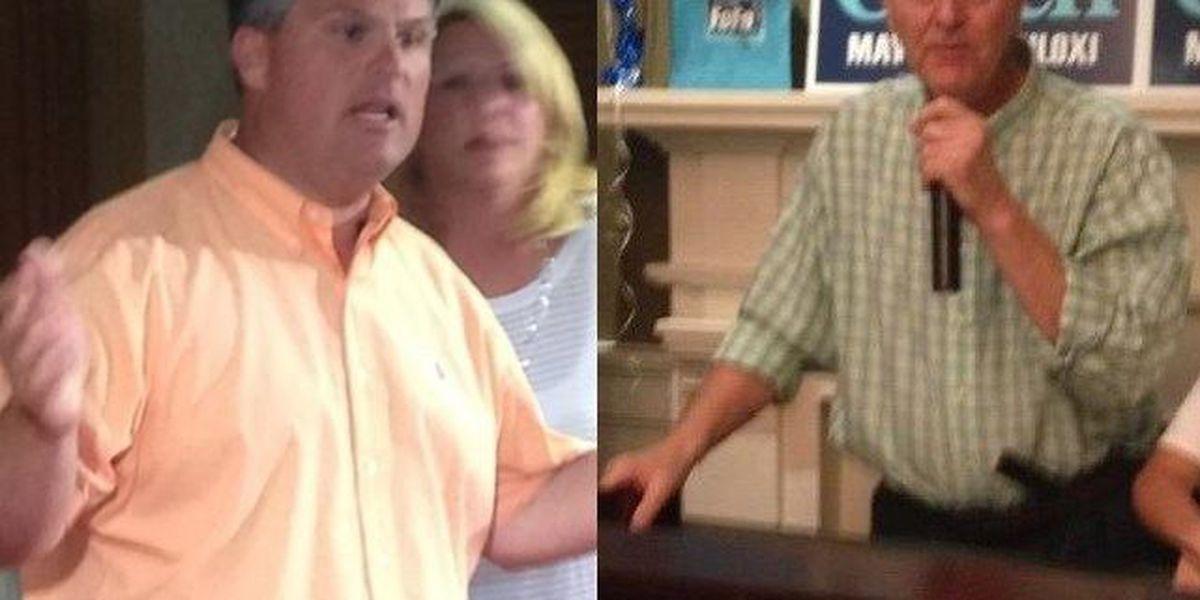 Biloxi mayoral candidates spend remaining days campaigning