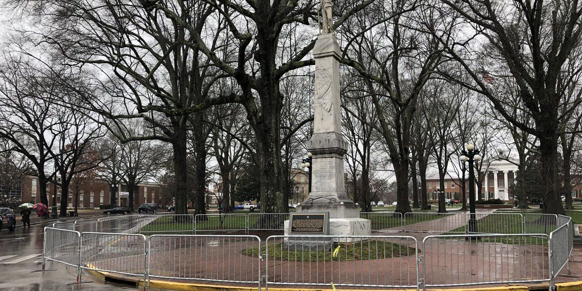 Process to move Confederate monument on Ole Miss campus started