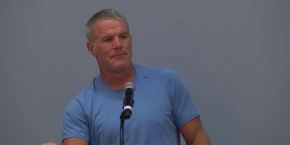Gulf Coast Coaching Clinic: Brett Favre said he knew when the writing was on the wall