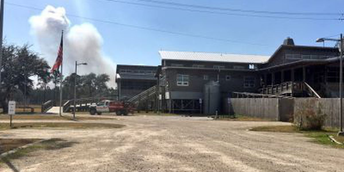 Dry, windy conditions led to Jackson County wildfire