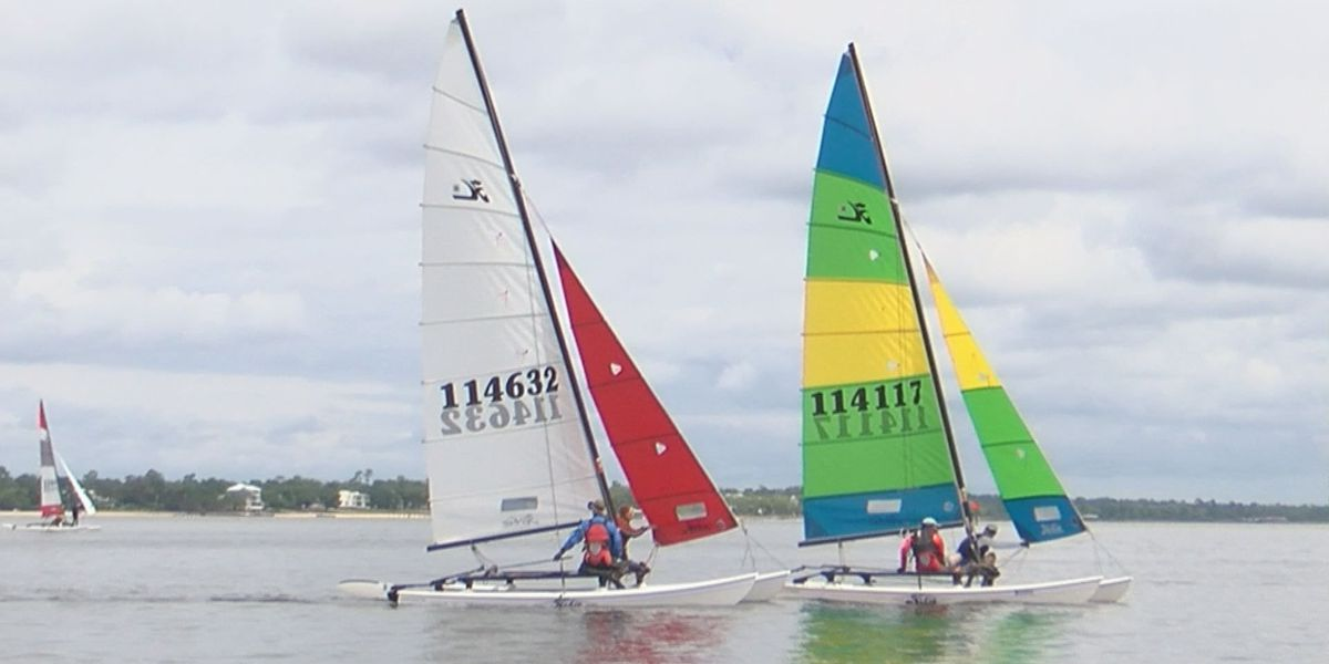 Hobie Cat National and Regional Sailing Championships completed 4 days of competition in Ocean Springs