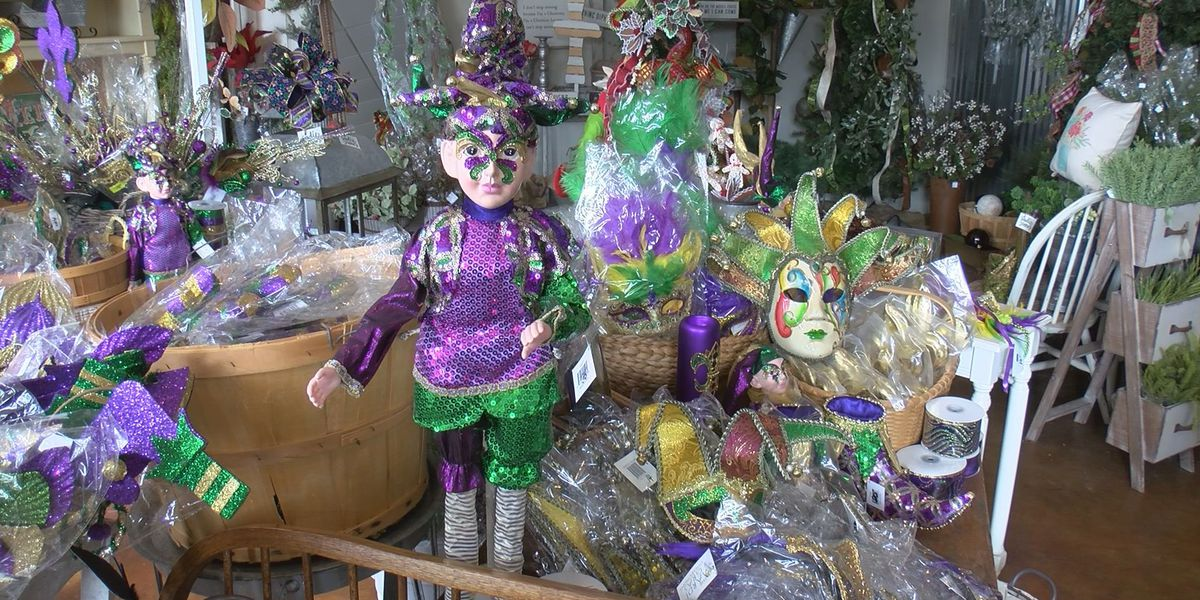 Mardi Gras decorations selling at one Gulfport store despite 2021 cancelations