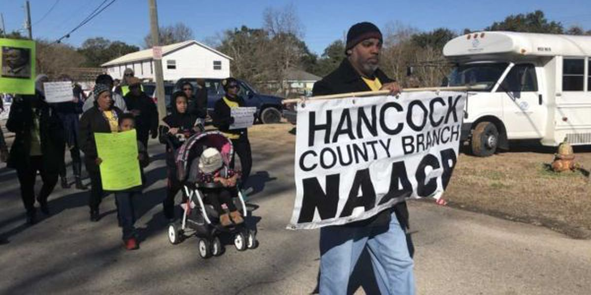 Bay St. Louis celebrates MLK Day with parade and service