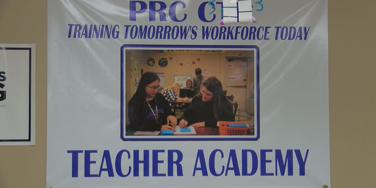 Teacher Academy program aims to provide much needed teachers in Mississippi