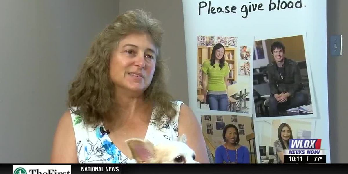 South Mississippi Strong: One woman's inspiring journey to recover from a brain tumor