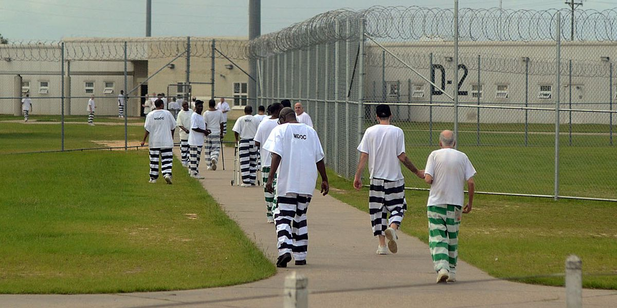 Striped prison uniforms could be going away in Mississippi