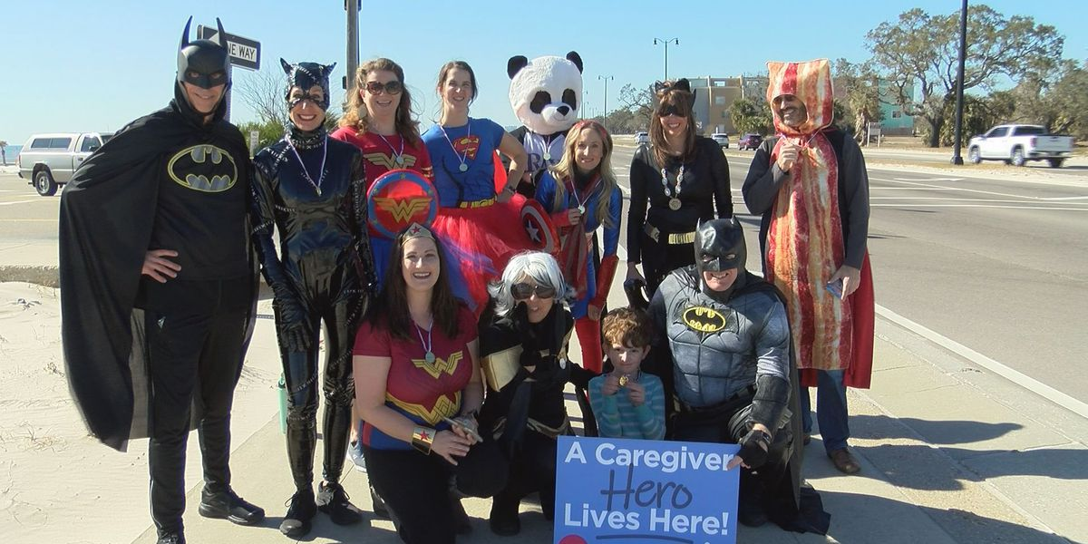 Superhero 5K raises money, awareness for Mississippi Heroes