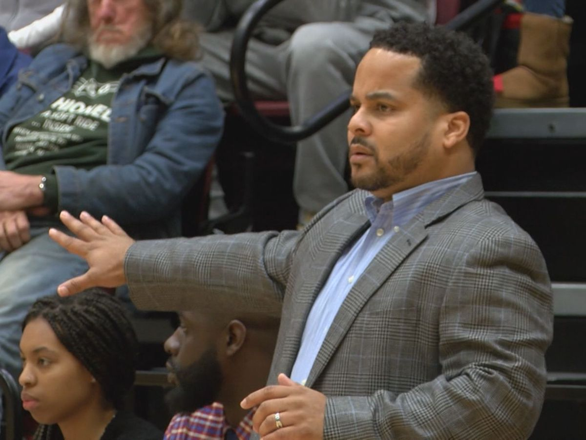 Jason Harrison out as MGCCC Men's basketball coach