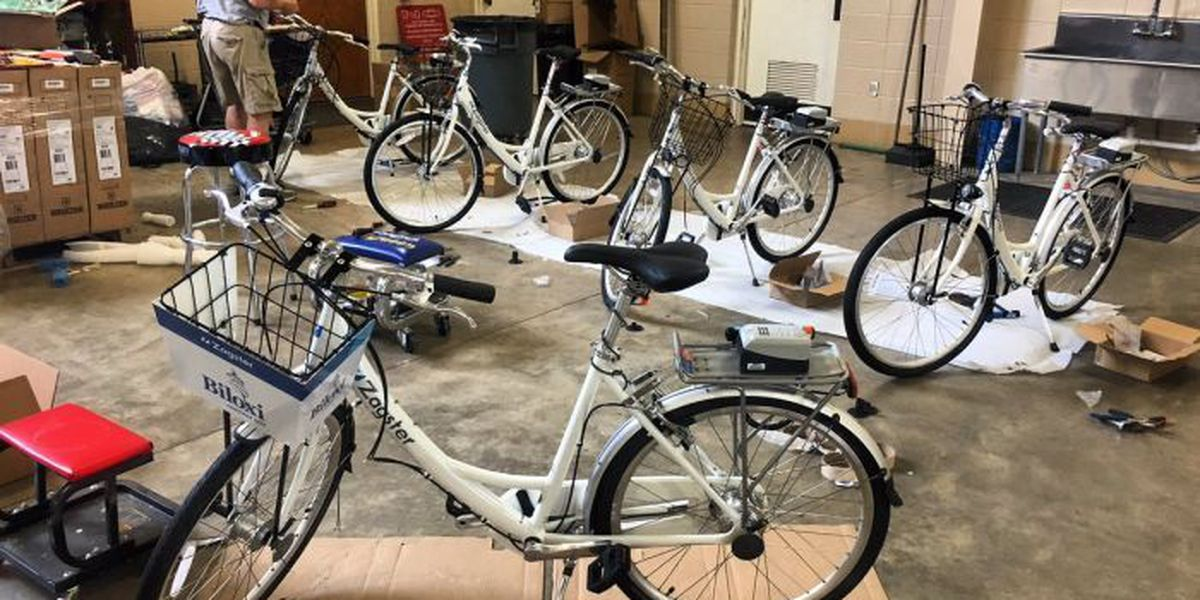 Bike rentals to be offered in Pascagoula