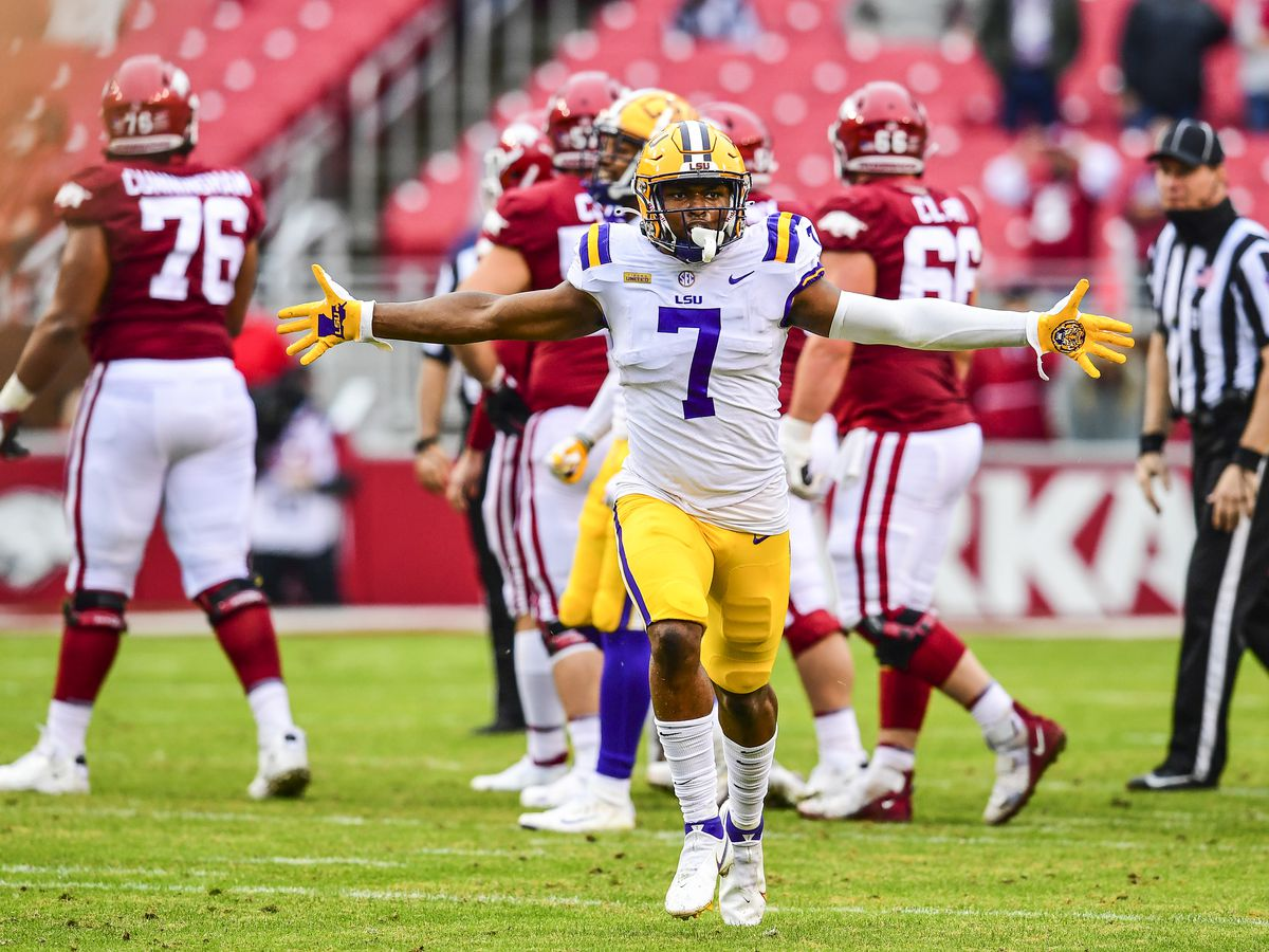 LSU earns much-needed win over Arkansas