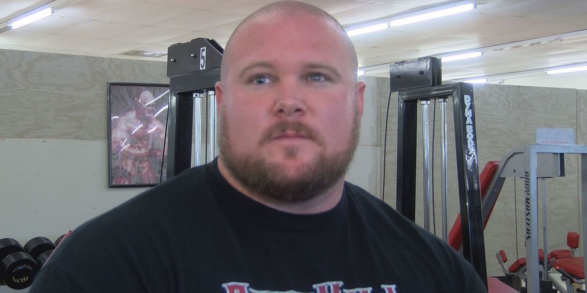 Matt Fryfogle of Lucedale eager to compete for World Powerlfiting title in Australia