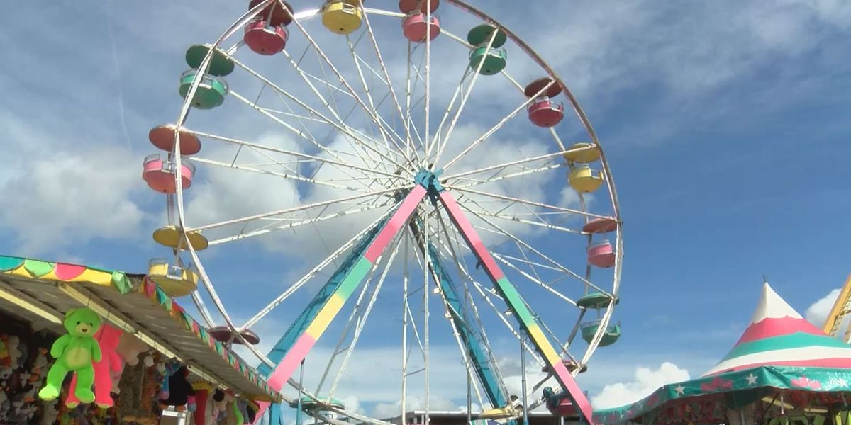 Harrison County Fair ends with food, fun