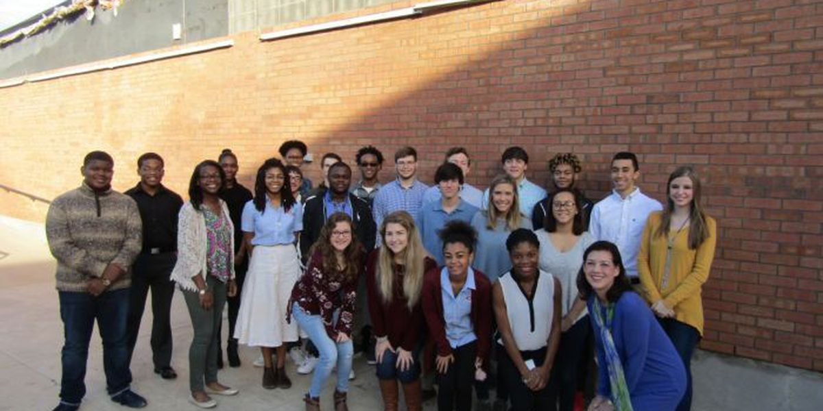 Gulfport students recognized for machine design submitted for nationwide contest