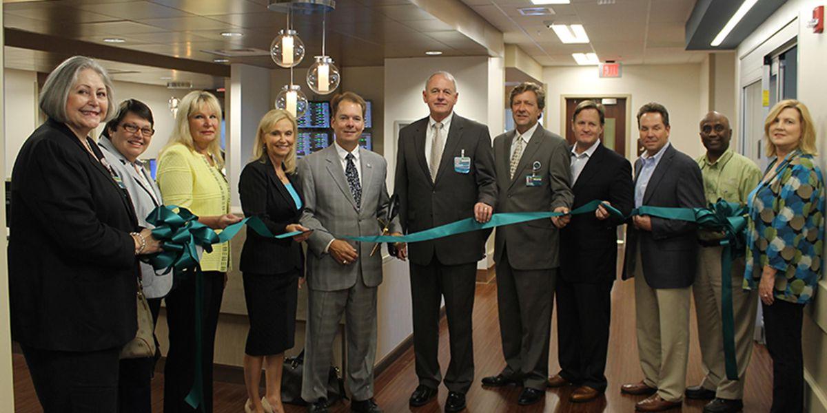 Gulfport Memorial Hospital opens new NICU, celebrates growth