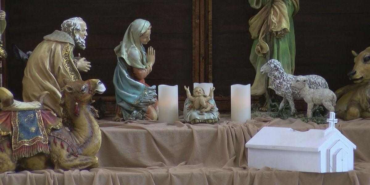 Christians celebrate the reason for the season