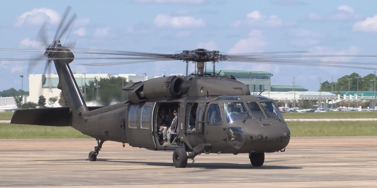 Joint military exercise takes place in Gulfport