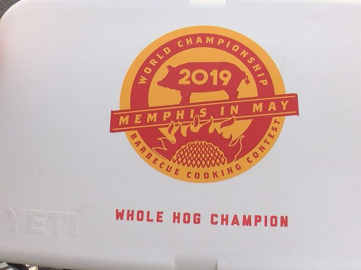 Coast barbecue team wins world championship at Memphis in May competition