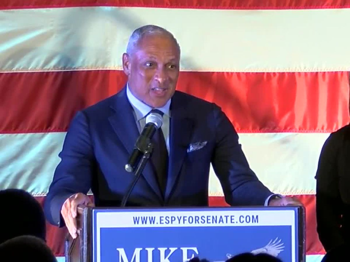 WATCH: Sen. Cory Booker campaigns for Mike Espy in Hattiesburg