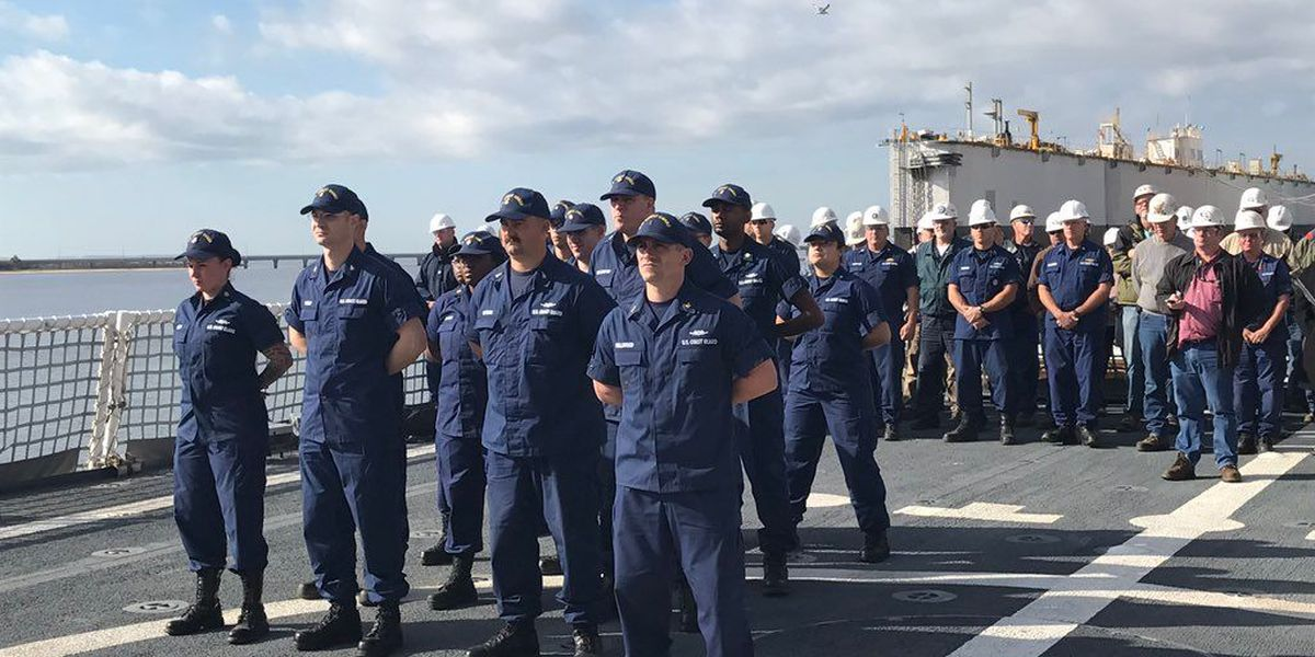 Cutter Munro officially delivered to U.S. Coast Guard