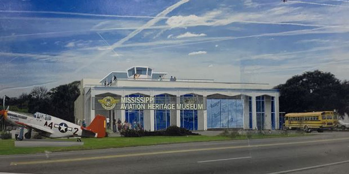 Mississippi Aviation Heritage Museum less than one week from opening