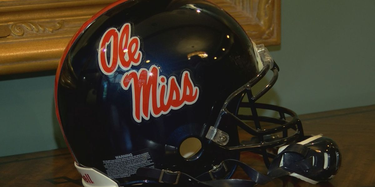 Ole Miss football turning the page with Matt Luke from Gulfport leading the program