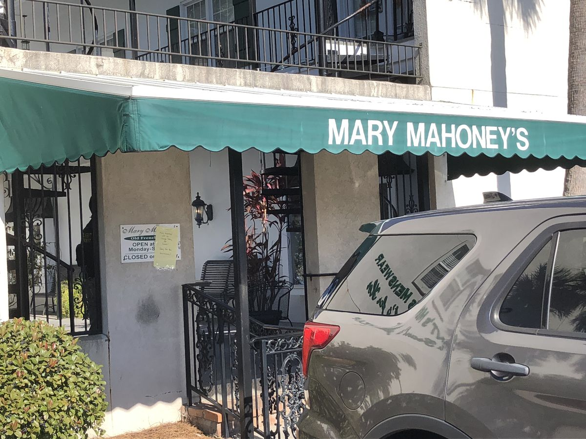 FDA searches Mary Mahoney's; restaurant set to reopen for dinner