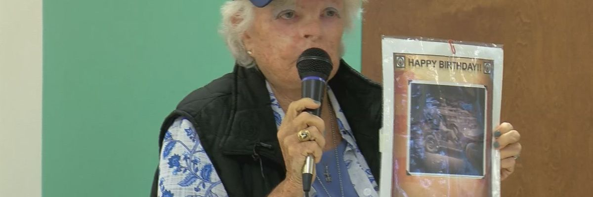 South Mississippi Strong: Gulfport veteran shares her experiences to remember greater sacrifices