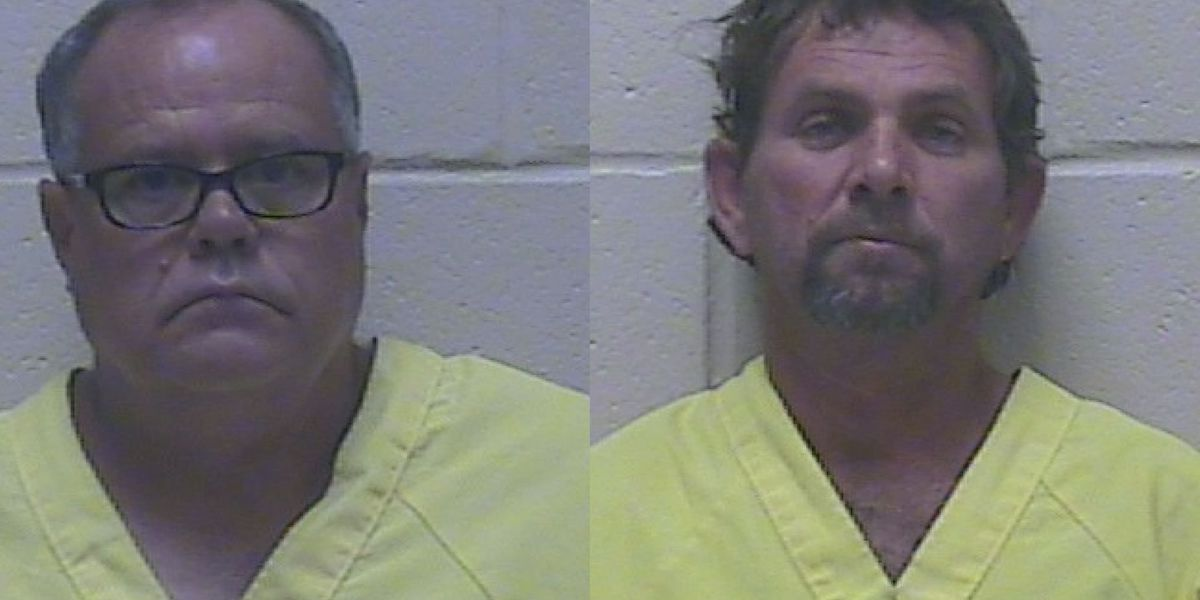 2 facing charges after allegedly conspiring to commit arson