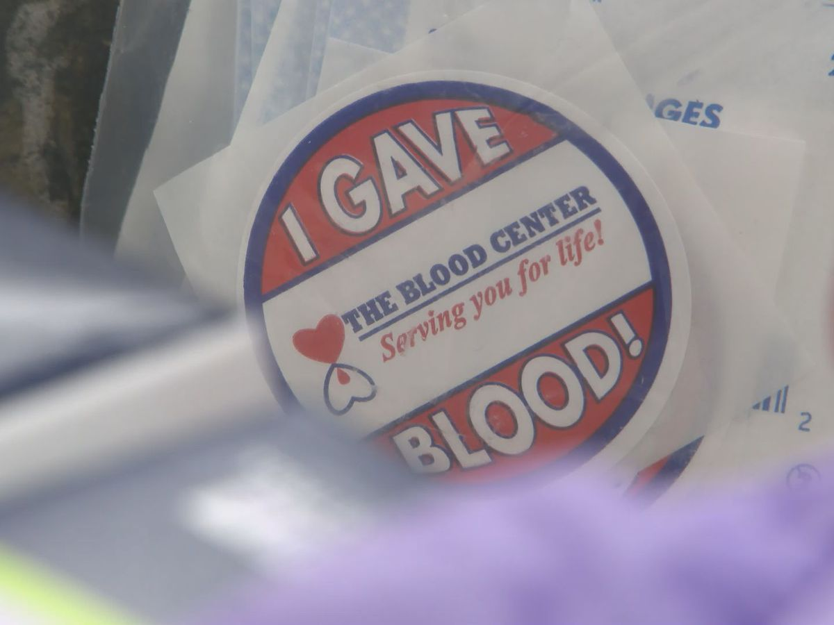The Blood Center hosts emergency blood drives to fight critical shortages