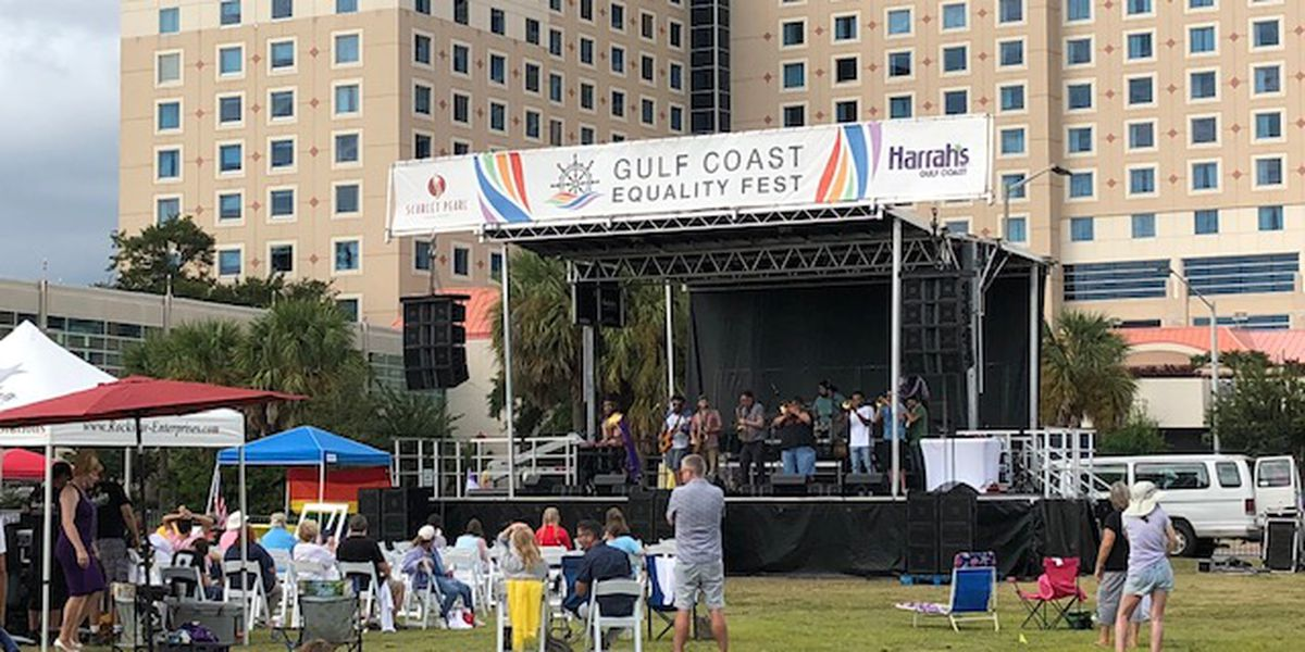 Gulf Coast Equality Fest goes off without a hitch