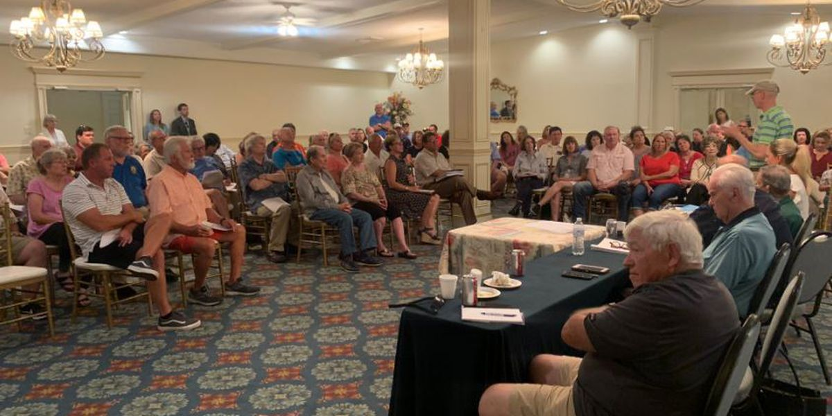 Developer changes his mind after residents voice opposition to a RV park in Gulf Hills