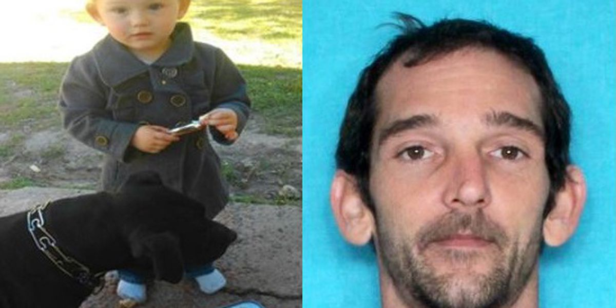 AMBER ALERT: 3-year-old girl taken by non-custodial father; may be headed towards MS